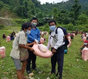[2020.09] 네팔 긴급구호 사역 1,2차